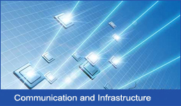 Communication and Infrastructure